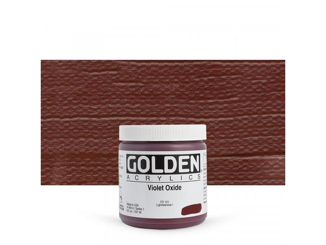 GOLDEN HEAVY BODY 237ML 1405 S1 VIOLET OXIDE 1