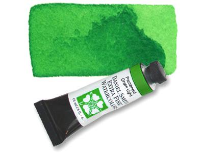 DANIEL SMITH S1 AQUARELLFARBE 15ML 067 PERMANENT GREEN LIGHT 1