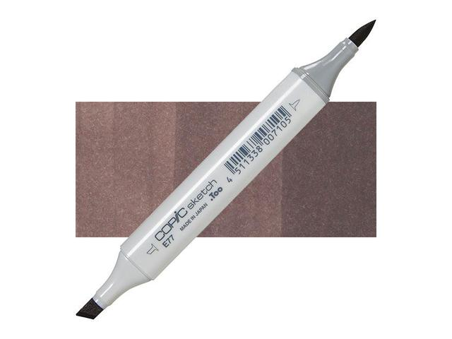 COPIC SKETCH MARKER MAROON COE77 1