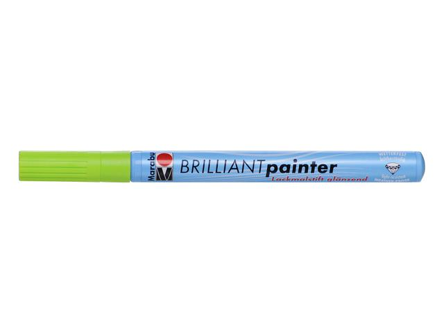 MARABU BRILLIANT PAINTER 1-2MM 061 RESEDA 1