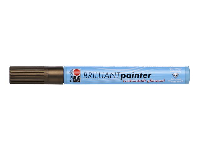 MARABU BRILLIANT PAINTER 2-4MM 087 KUPFER 1