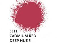 LIQUITEX SPRAY PAINT 400ML CADMIUM RED DEEP HUE 5