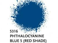 LIQUITEX SPRAY PAINT 400ML PHTALO BLUE 5 (RED SHADE)