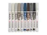 TALENS ECOLINE® BRUSH PEN MARKER SET 10X GRIS