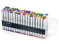 COPIC SKETCH SET 72-ER D