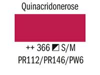 AMSTERDAM ACRYLIC MARKER 3-4MM ROND QUINACRIDONEROSE LICHT