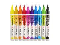 TALENS ECOLINE BRUSH PEN SET 10