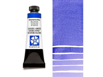 DANIEL SMITH S1 AQUARELLFARBE 15ML 106 ULTRAMARINE BLUE 2
